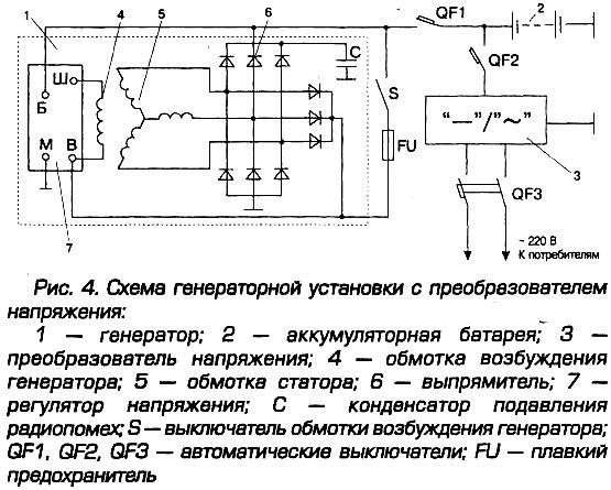 Ветрогенератор своими руками на 12 вольт схема 34